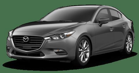 2018 Mazda 3轿车版型 – touring