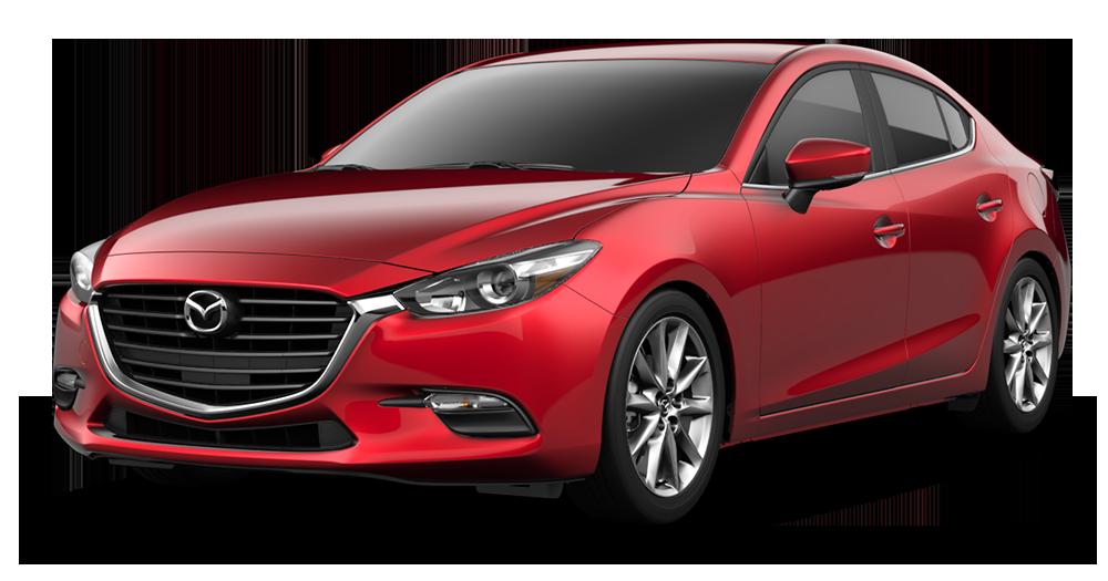 2018 Mazda Mazda3 Touring Touring 4D Sedan