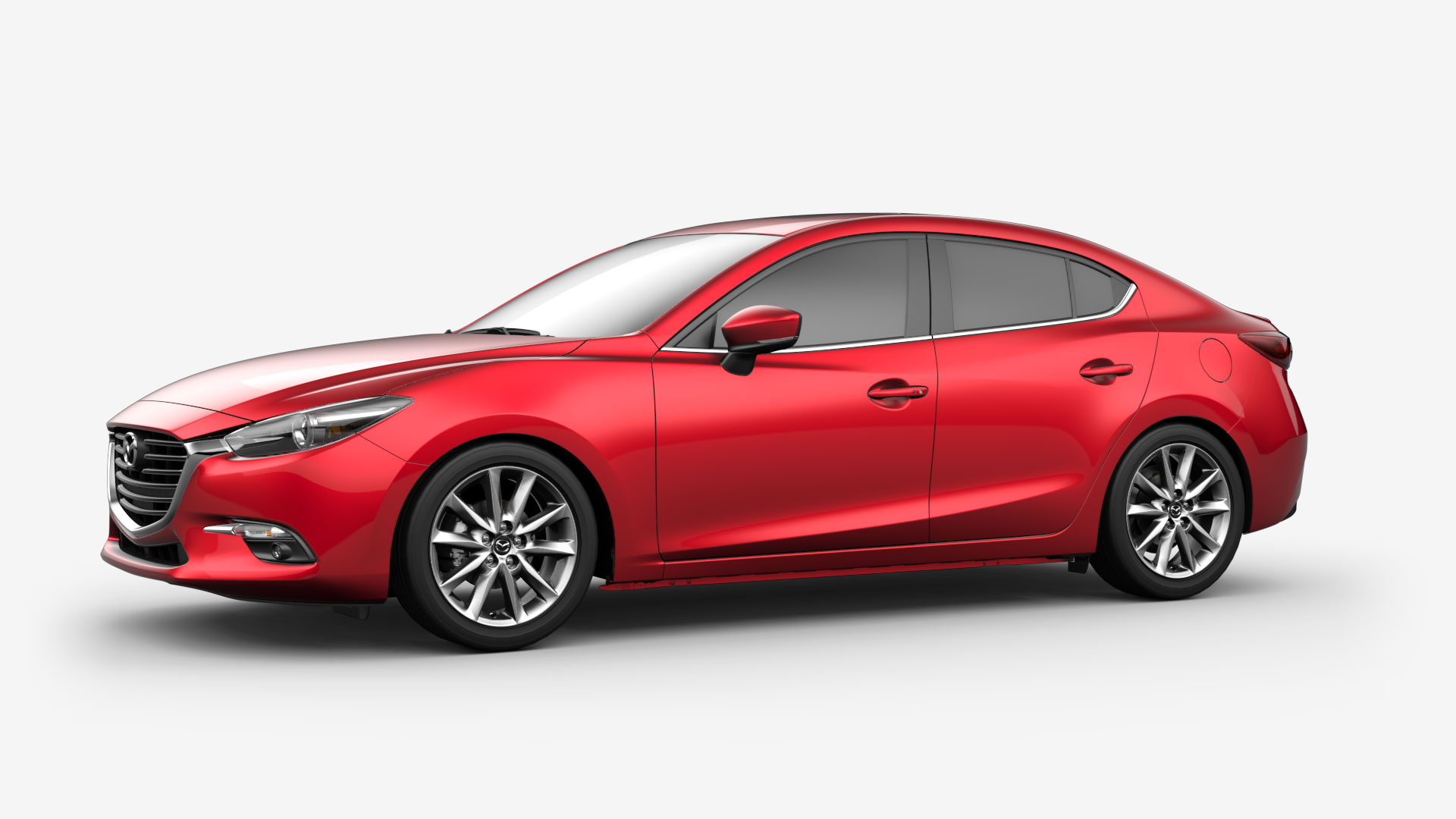 2018 mazda 3 sedan - fuel efficient compact car | mazda usa