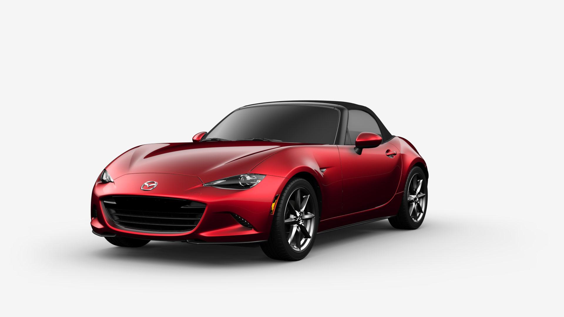 Mazda performance cars