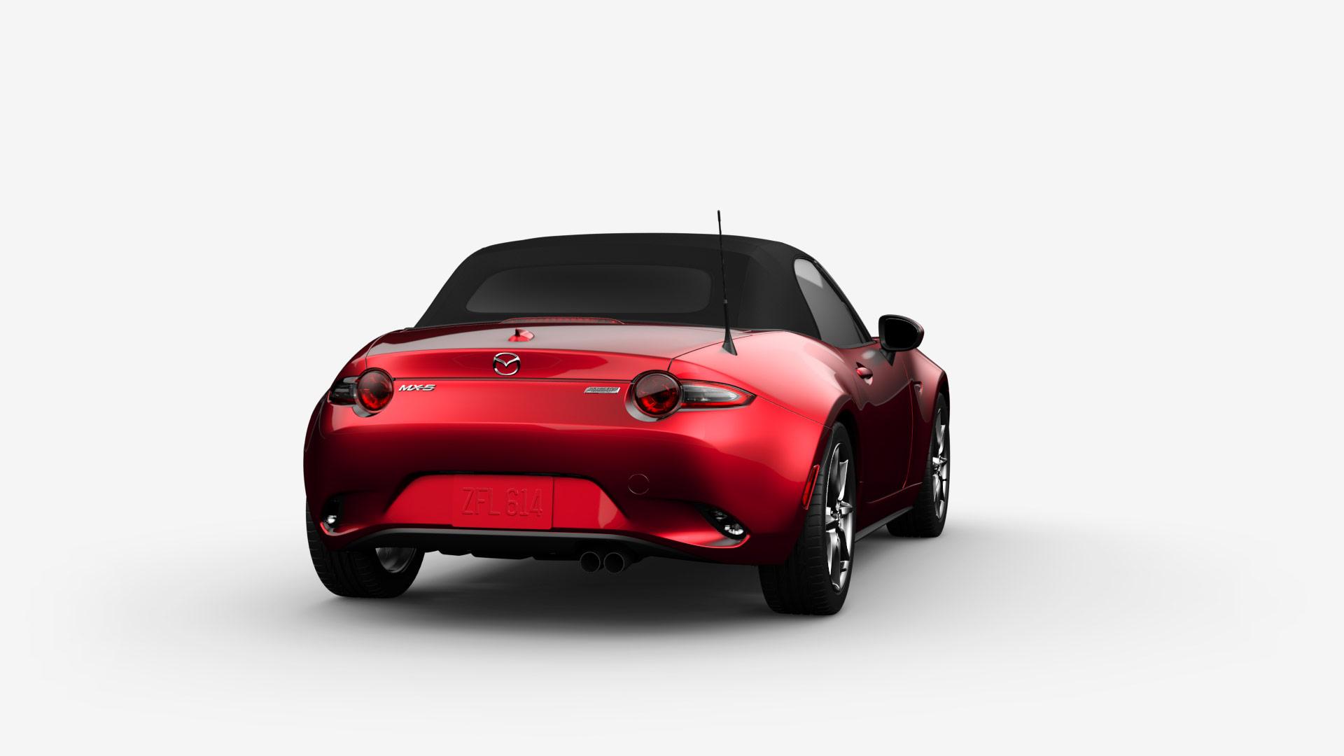 d676071f6c8 2018 Mazda MX-5 Miata Convertible Roadster | Mazda USA