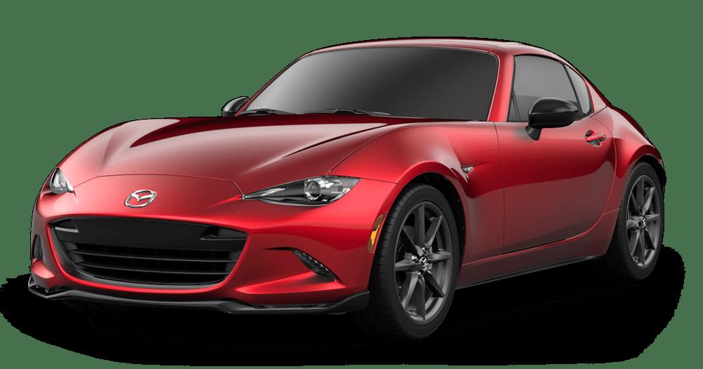 2018 Mazda Mx 5 Miata Rf Club
