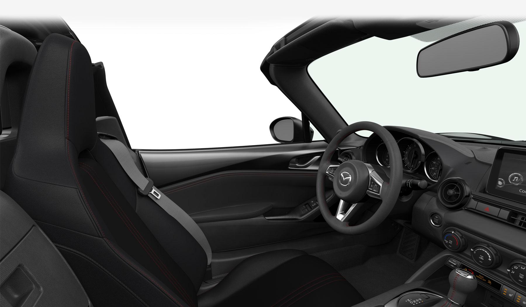 2018 Mazda MX-5 Miata RF Hard Top Convertible | Mazda USA