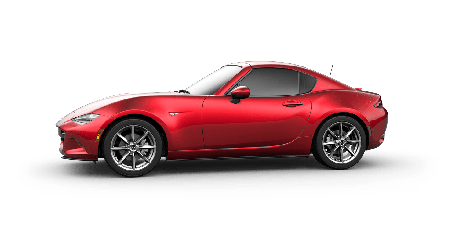 2018 Mazda MX 5 Miata RF Hard Top Convertible | Mazda USA