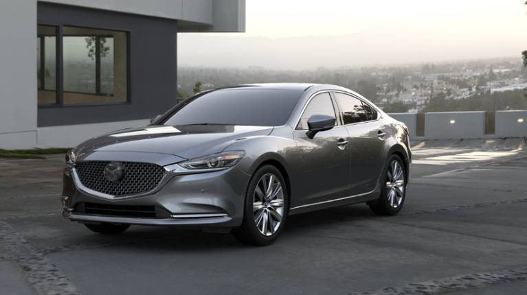 2018 Mazda 6 Mid Size Cars Pictures Videos Mazda Usa