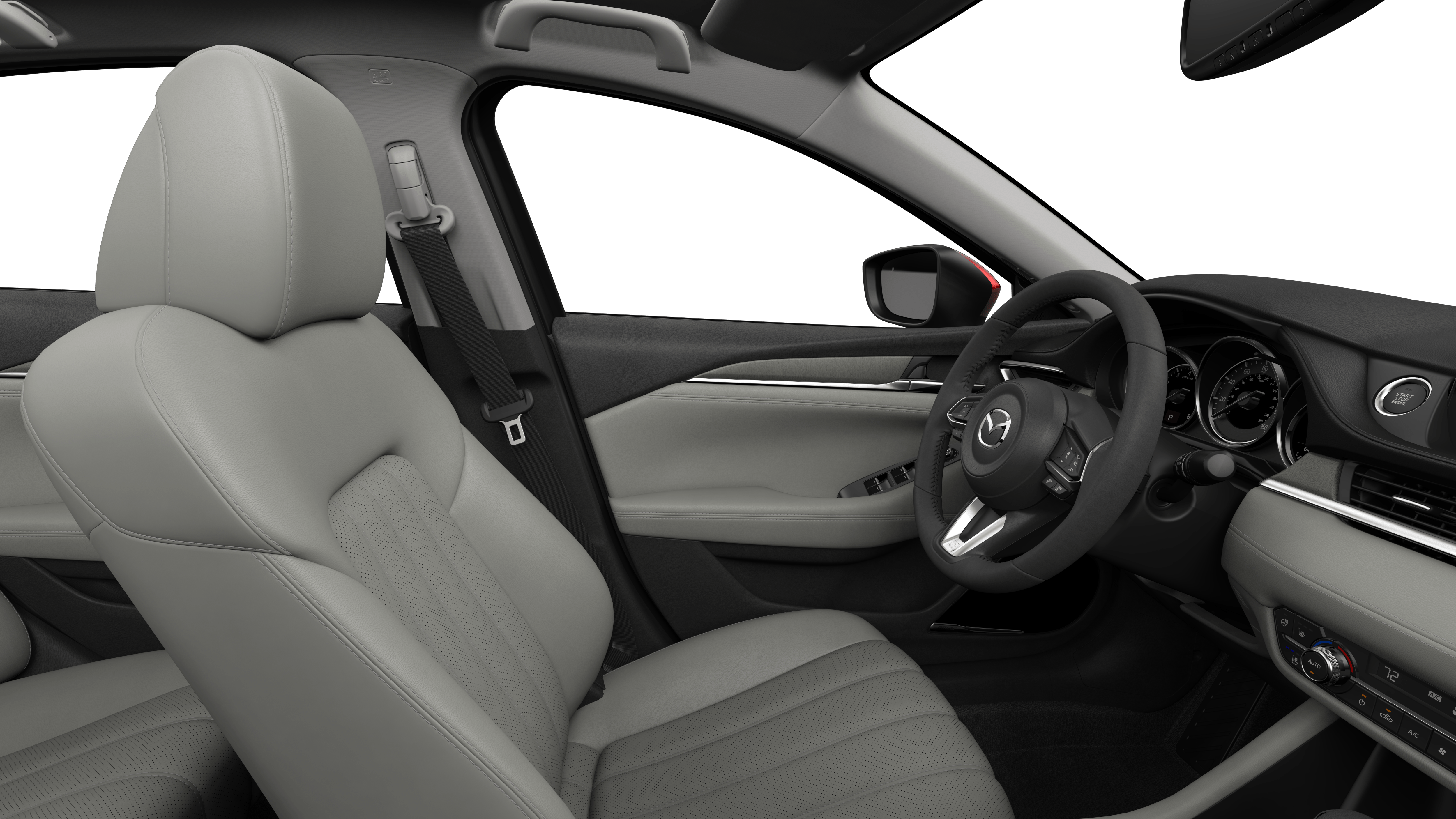 vehicle mazda inside page