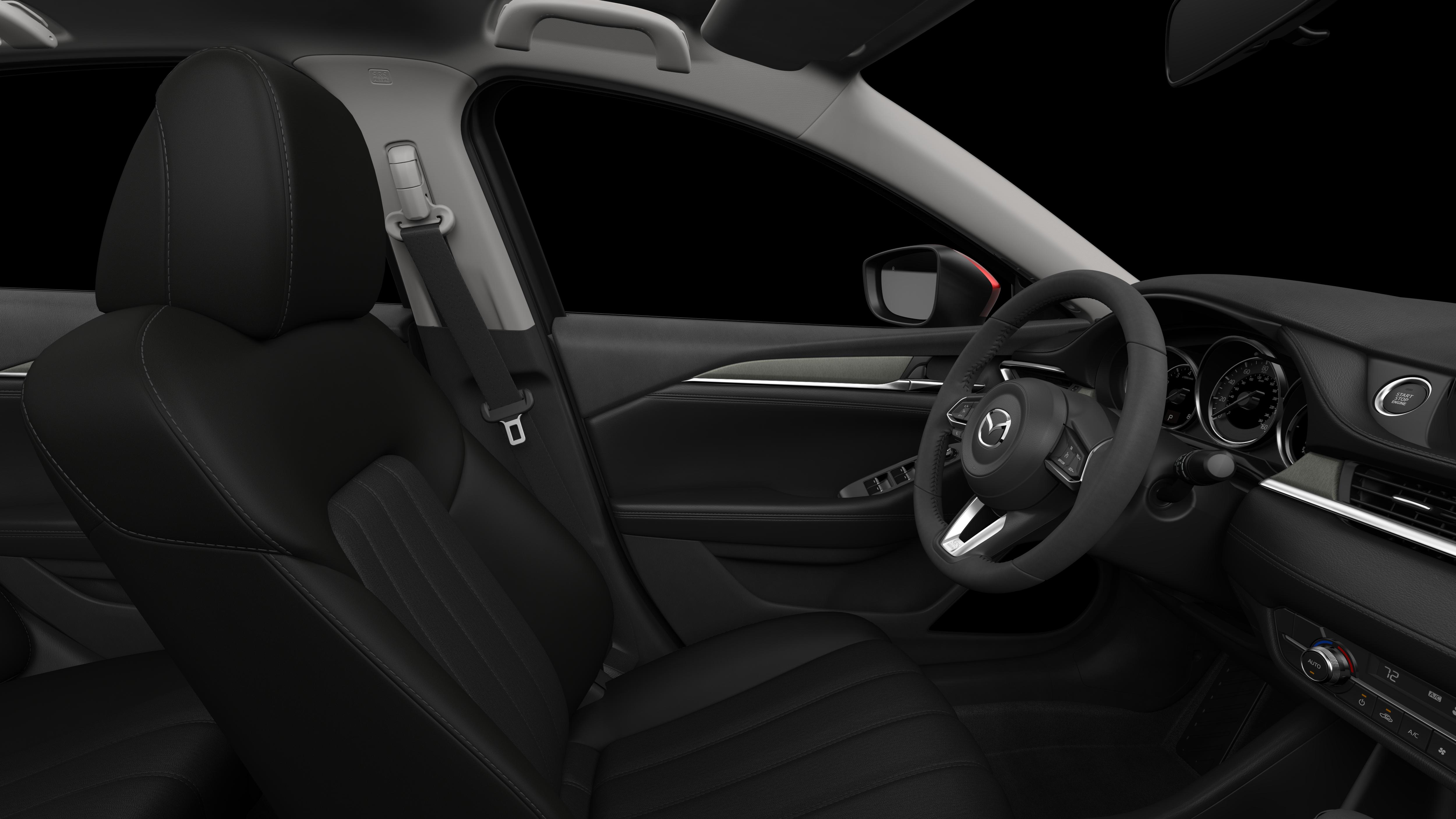 2018 Mazda 6 Turbocharged Sports Sedan Mid Size Cars Mazda Usa