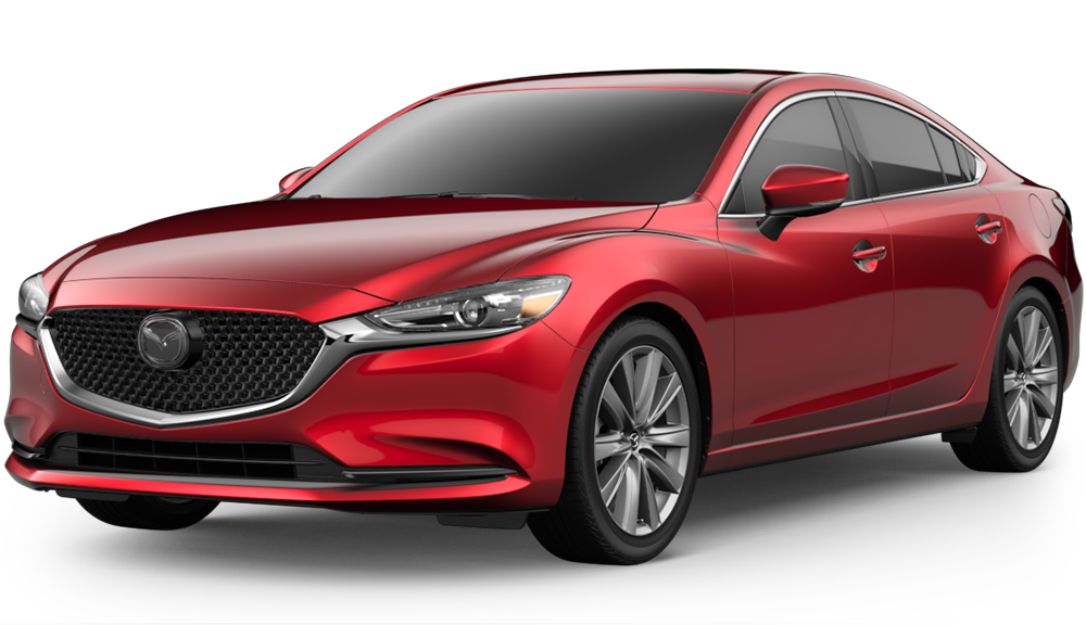 2018 Mazda 6 Trims Grand Touring