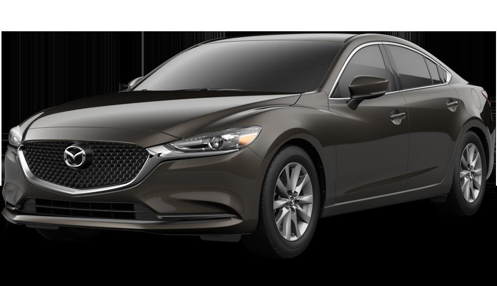 New Mazda6 Sport
