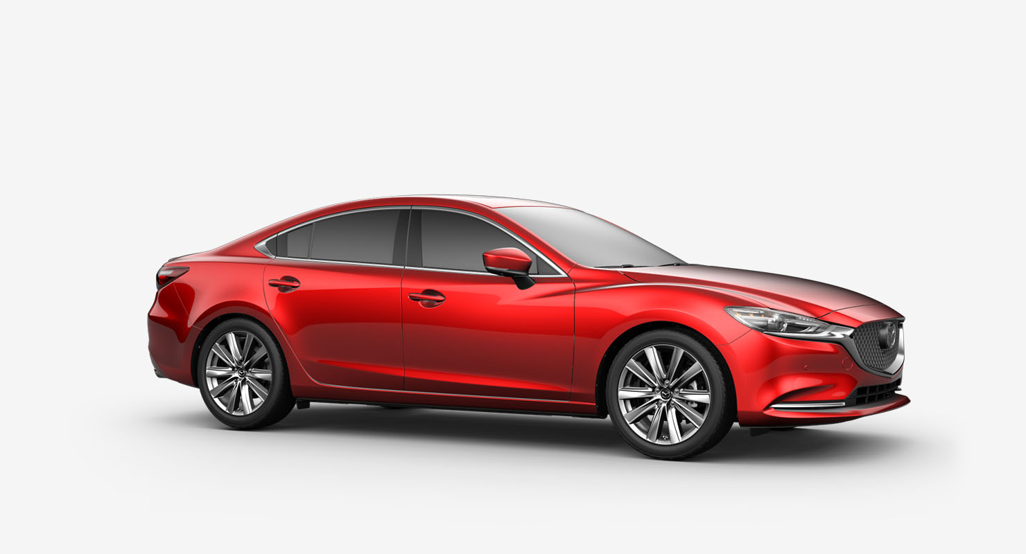 2018 Mazda 6 Turbocharged Sports Sedan Mid Size Cars Usa Engine Parts Diagram
