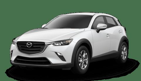 Versiones del Mazda CX-3 2019 – sport