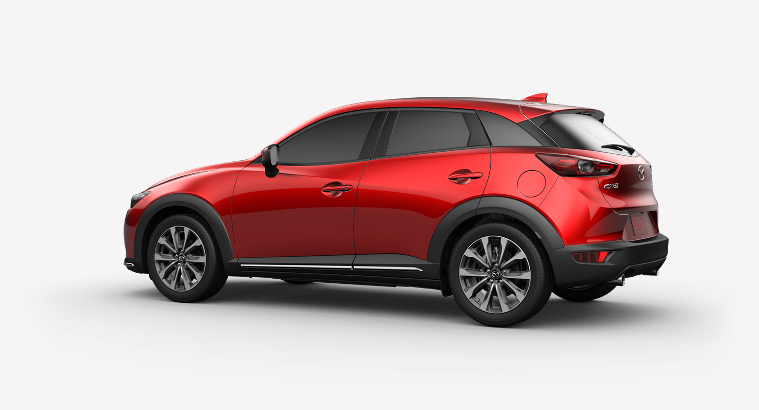 mazda cx 3 2019 gris titanio mazda cx 3 2019 review. Black Bedroom Furniture Sets. Home Design Ideas