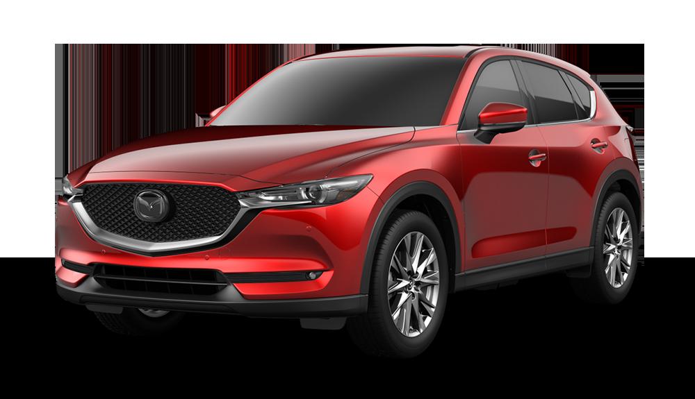 New 2019 Mazda CX-5 Signature