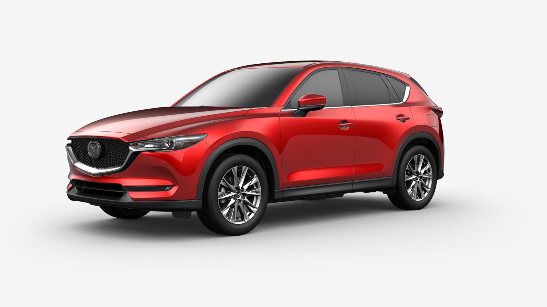 2019 mazda cx-5 crossover suv - fuel efficient suv | mazda usa