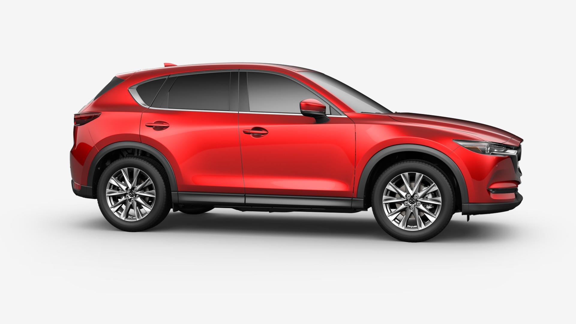 2019 Mazda Cx 5 Crossover Suv Fuel Efficient Suv Mazda Usa