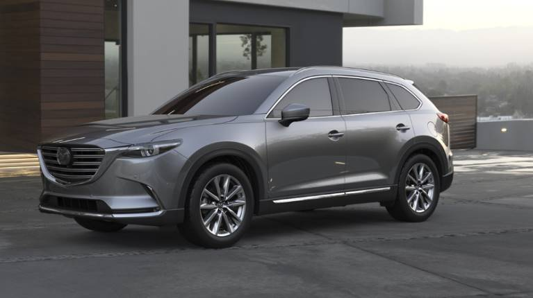 Mazda Cx 9 >> 2019 Mazda Cx 9 Suv Pictures Videos Mazda Usa