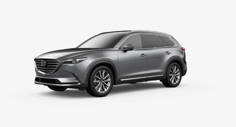 2019 Mazda Cx 9 3rd Row Suv 7 Penger Family Car Usa