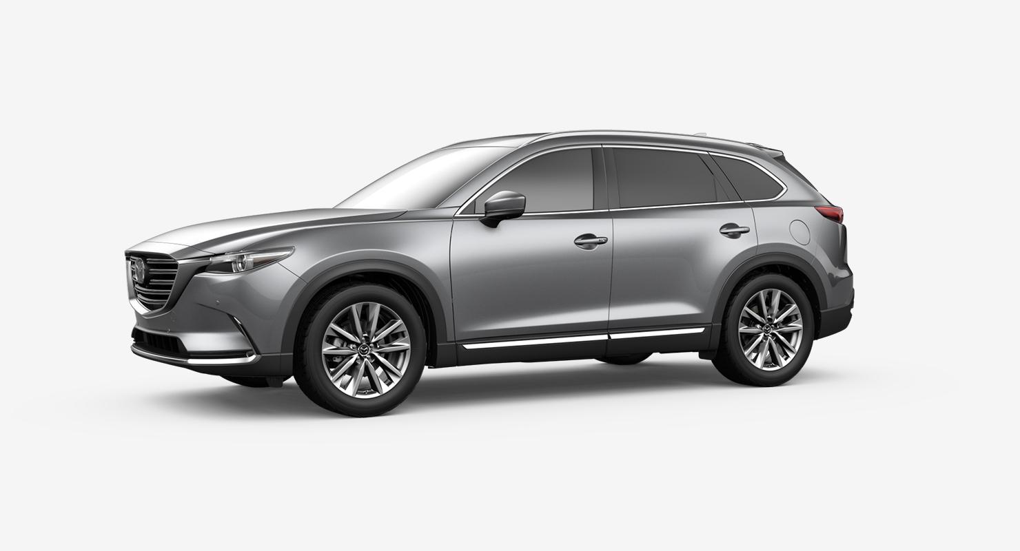 Mazda Cx 9 >> 2019 Mazda Cx 9 3rd Row Suv 7 Passenger Family Car Mazda Usa
