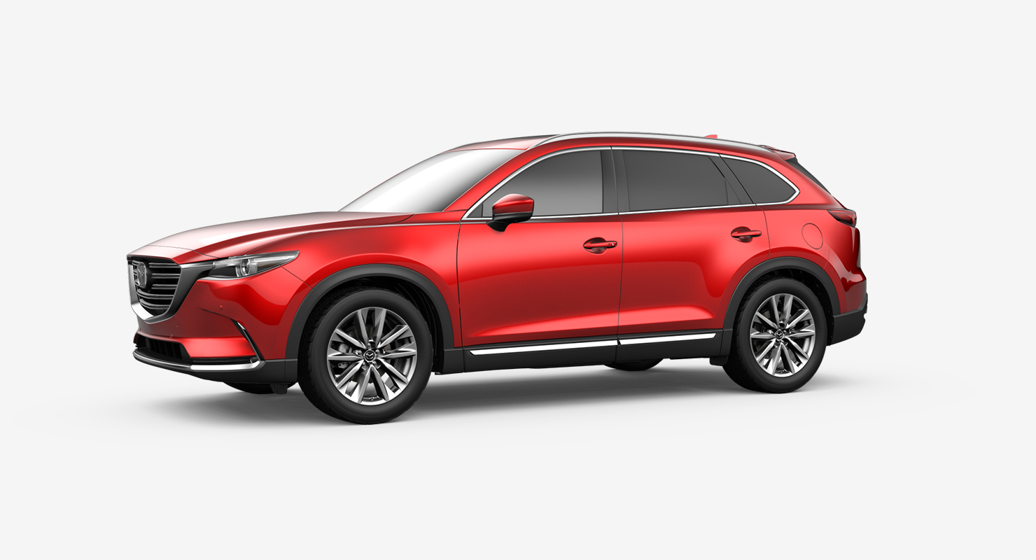 Mazda Cx 9 >> 2019 Mazda Cx 9 3rd Row Suv 7 Passenger Family Car Mazda Usa