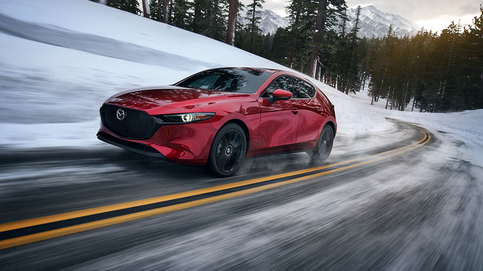 2019 Mazda 3 Hatchback Design & Performance Features | Mazda USA