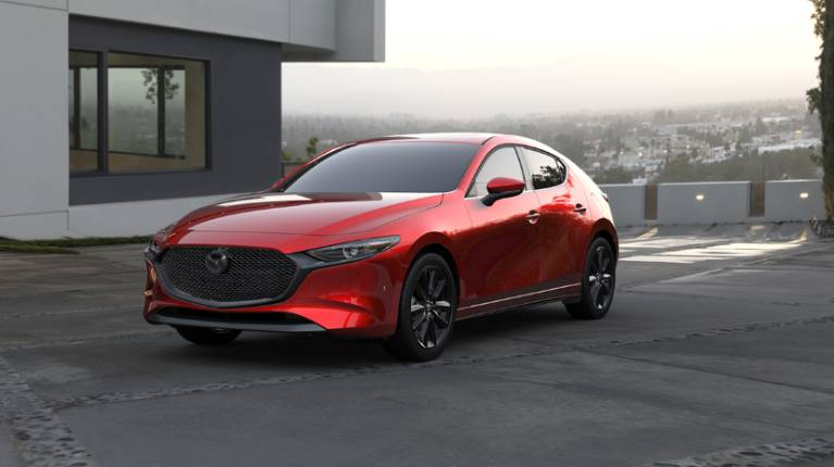 Mazda 3 Hatchback >> 2019 Mazda 3 Hatchback Pictures Videos Mazda Usa