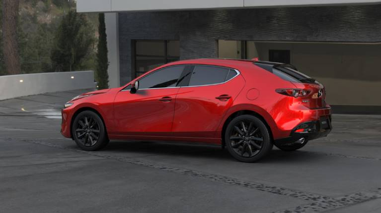 Mazda 3 Mods >> 2019 Mazda 3 Hatchback Pictures Videos Mazda Usa