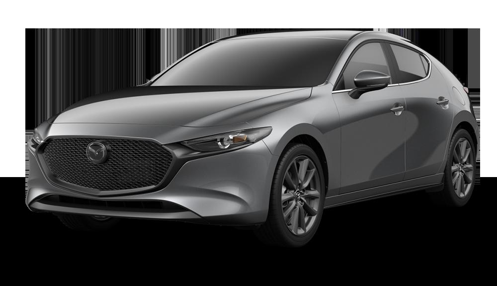 New 2019 Mazda3 FWD AUTO