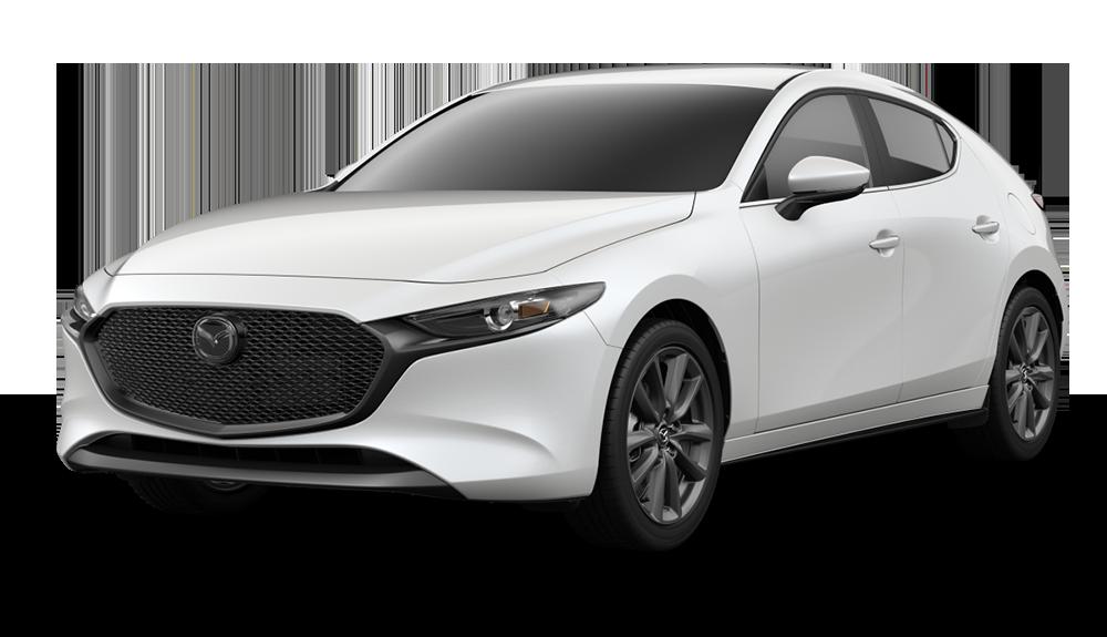 New 2019 Mazda3 Preferred