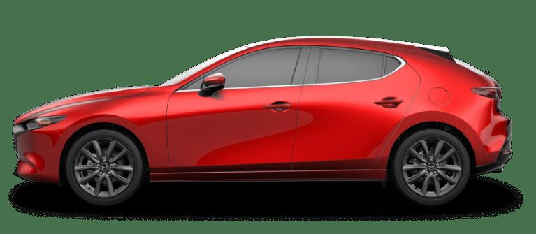 2019 Mazda3掀背车图片
