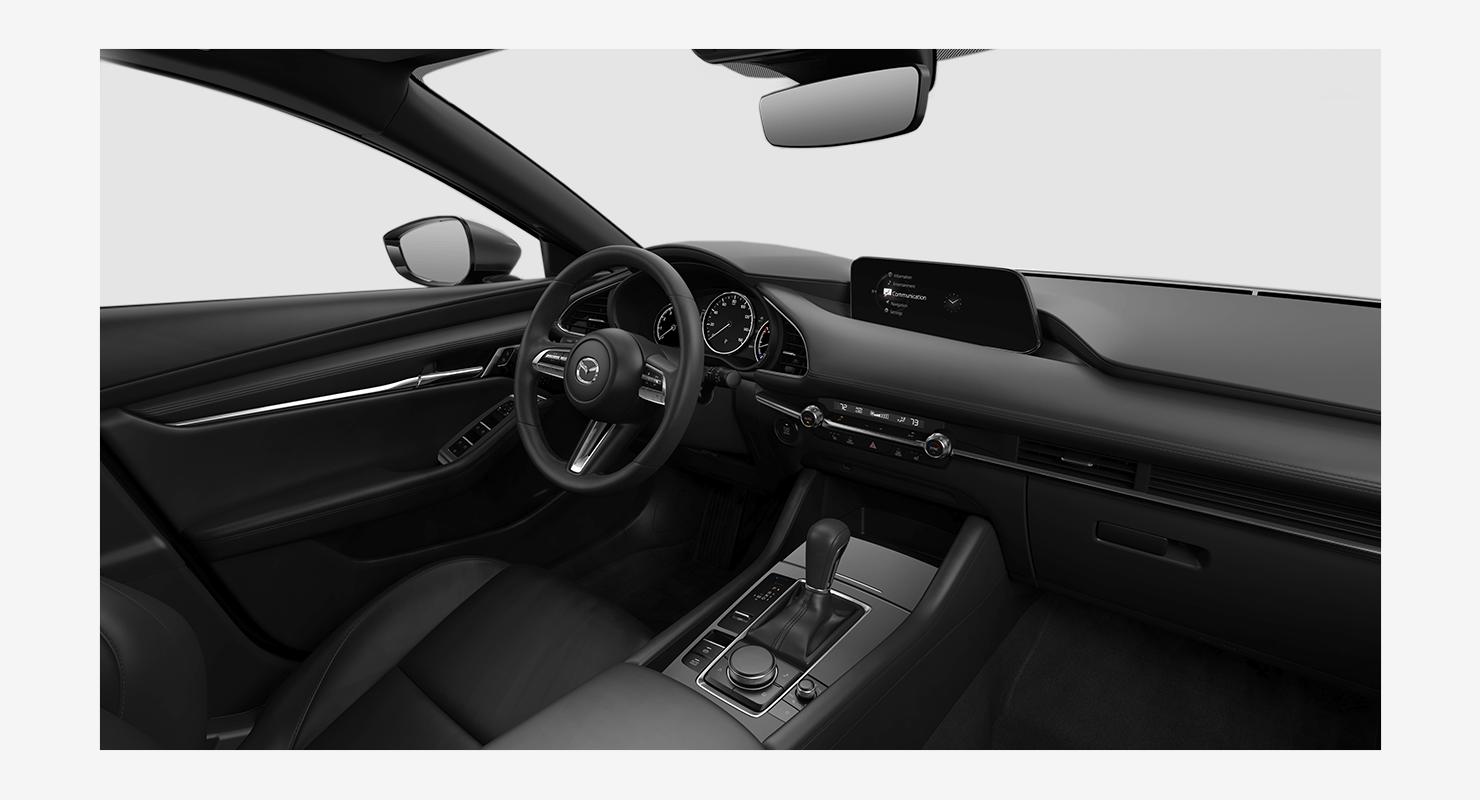 Mazda Capital Services >> 2019 Mazda 3 Hatchback – Premium AWD Compact Car | Mazda USA