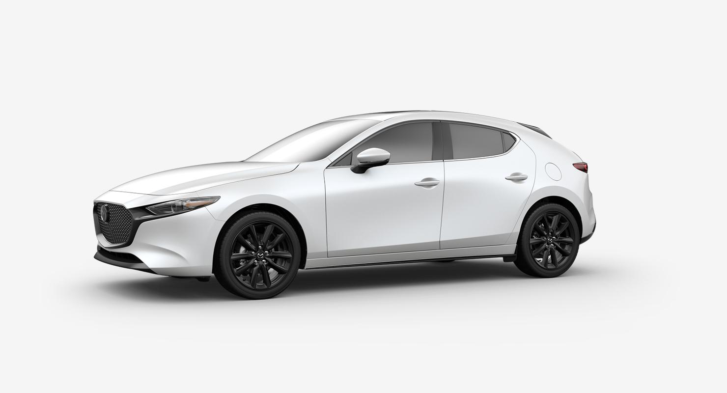 Mazda 3 Sport >> 2019 Mazda 3 Hatchback Premium Awd Compact Car Mazda Usa