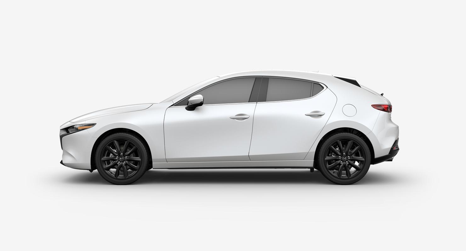2019 Mazda 3 Hatchback – Premium AWD Compact Car | Mazda USA