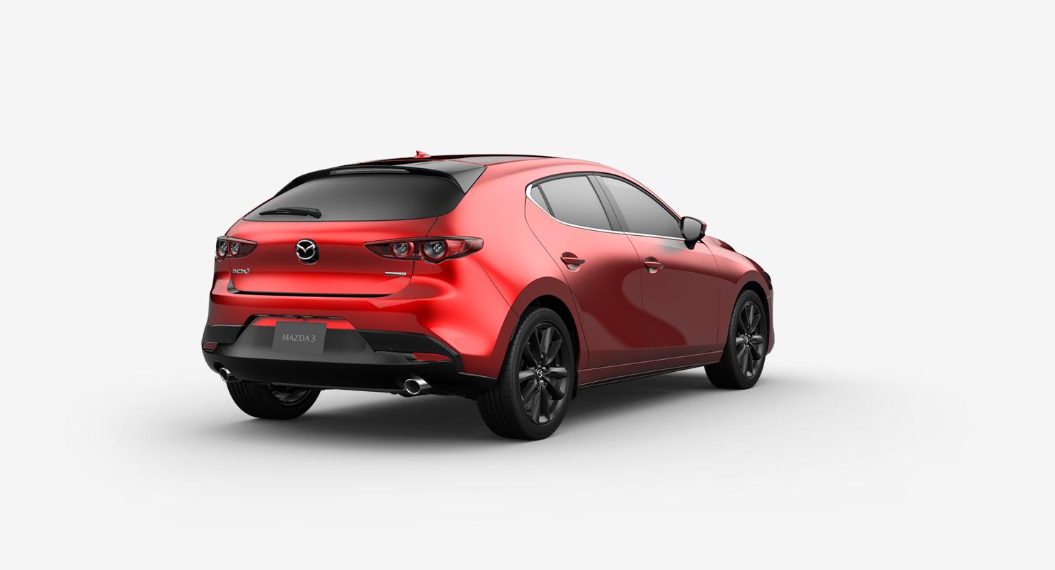 2019 Mazda 3 Hatchback Premium Awd Compact Car Mazda Usa