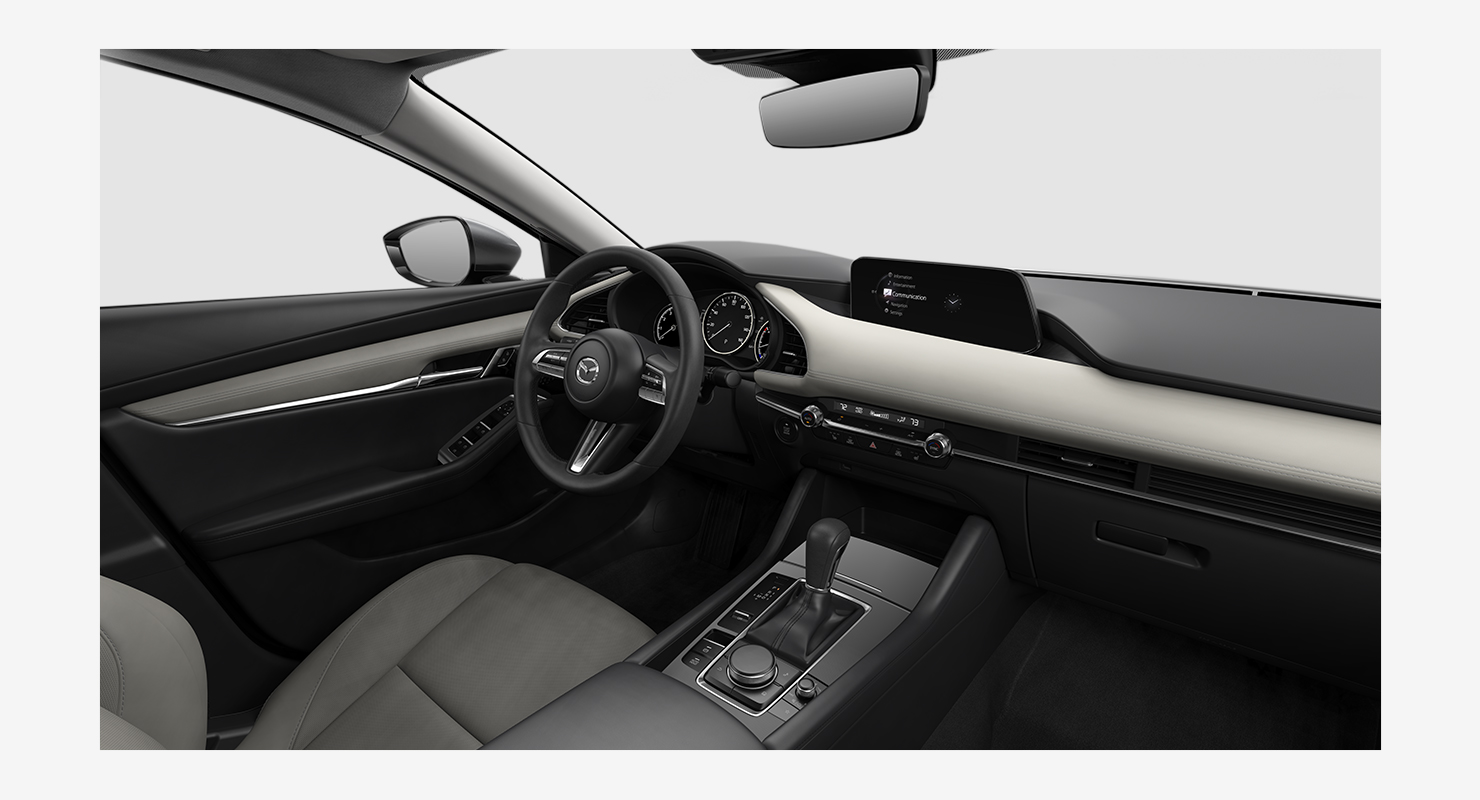 New 2019 Mazda3 Premium Base