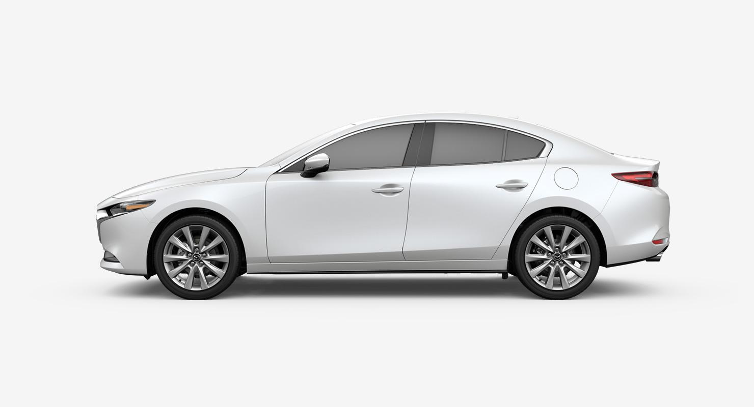 Mazda 3 Price >> 2019 Mazda 3 Sedan Premium Awd Compact Car Mazda Usa