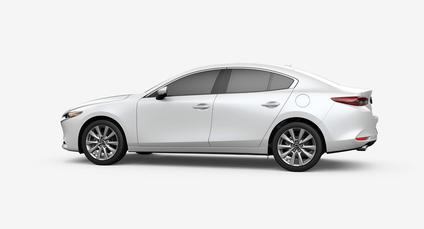 2019 Mazda 3 Sedan – Premium AWD Compact Car   Mazda USA