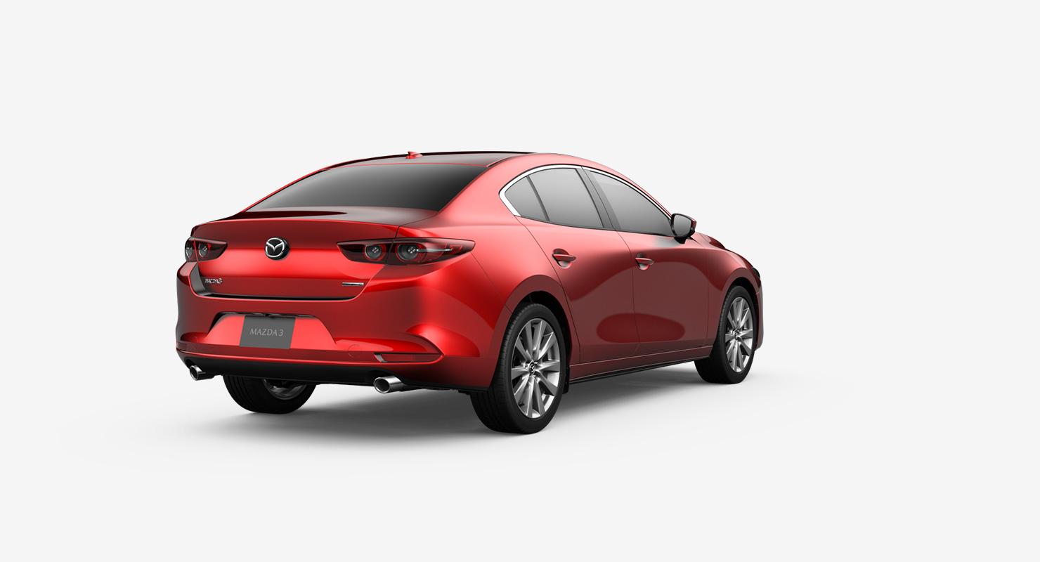 2019 Mazda 3 Sedan Premium Awd Compact Car Mazda Usa