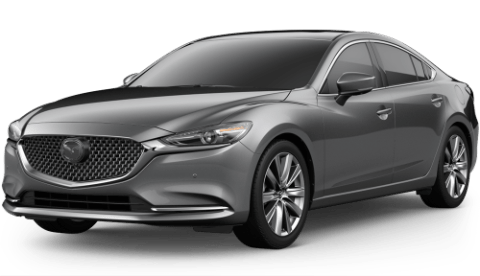 2019 Mazda 6 trims – signature