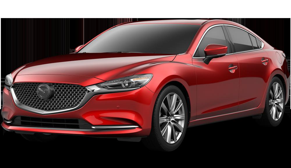 New 2019 Mazda6 Signature