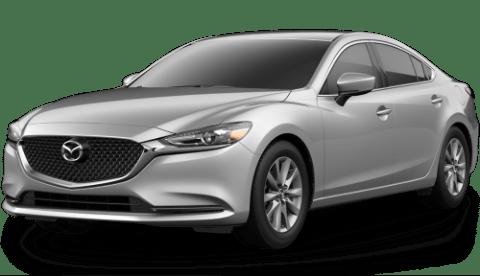 2019 Mazda 6轿车内饰 – sport