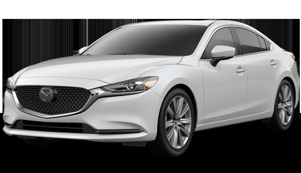 New 2019 Mazda6 Touring Auto