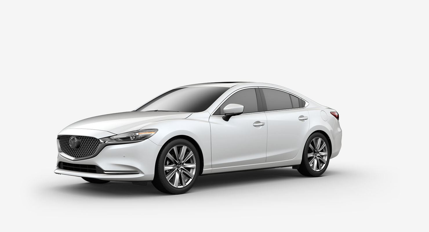 Mazda 6 Sport >> 2019 Mazda 6 Turbocharged Sports Sedan Mid Size Cars