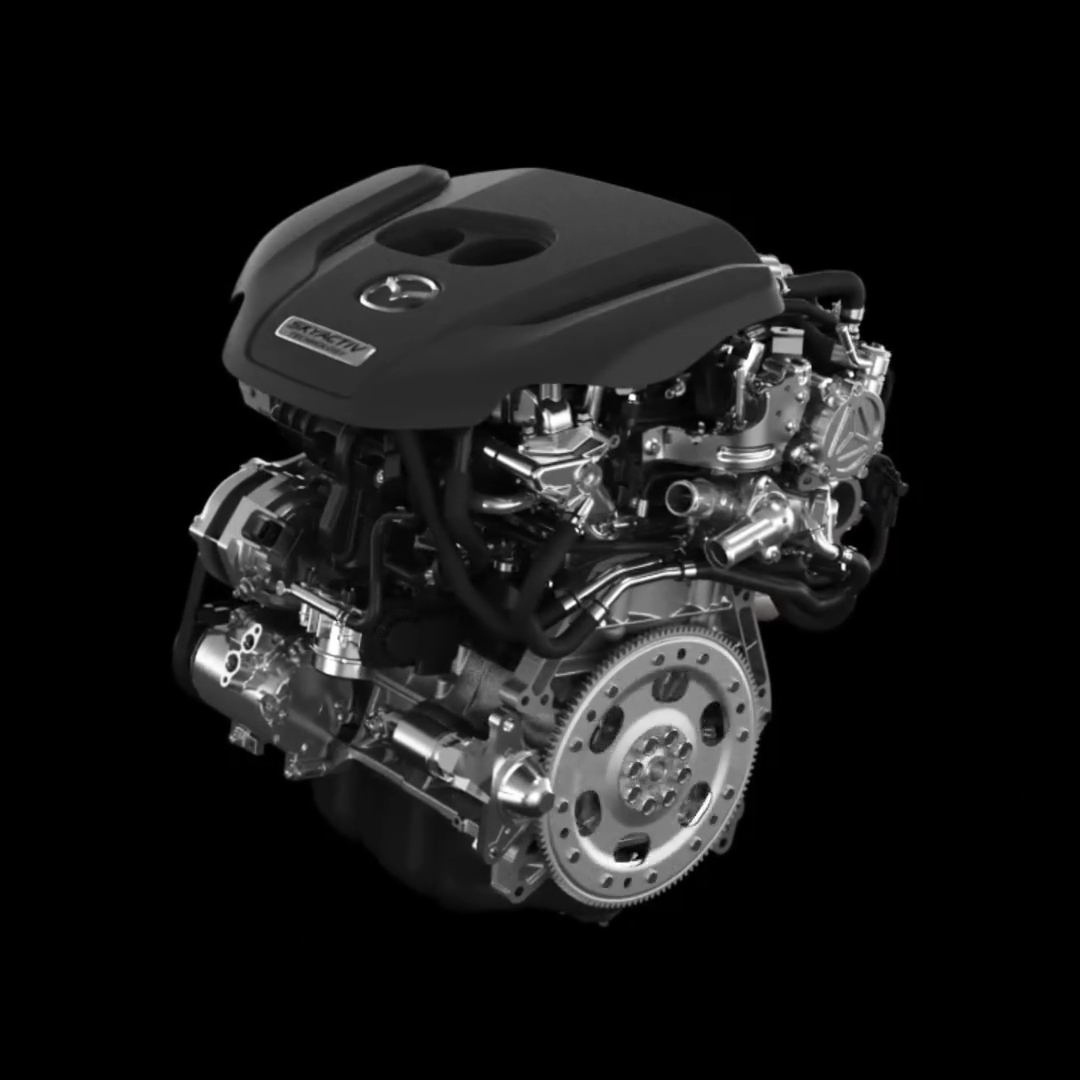 2019 Mazda 6 Turbocharged Sports Sedan
