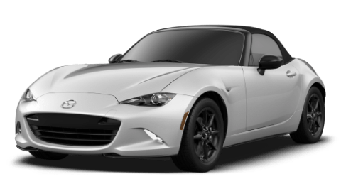 2019 Mazda MX-5 Miata sport – Ceramic Metallic