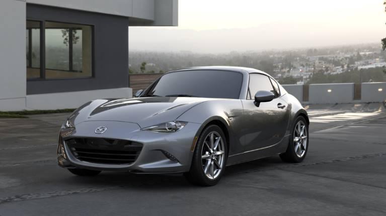 2019 Mazda Mx 5 Miata Rf Roadster Pictures Videos Mazda Usa