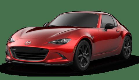 2019 Mazda MX-5 Miata RF Trims - Club & Grand Touring