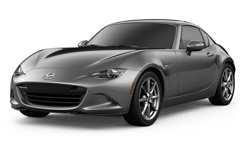 mazda mx 5 miata rf 2019 convertible con techo r gido. Black Bedroom Furniture Sets. Home Design Ideas