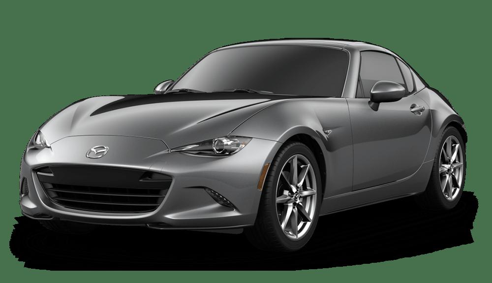 New 2019 Mazda MX-5 Miata RF Grand Touring Auto