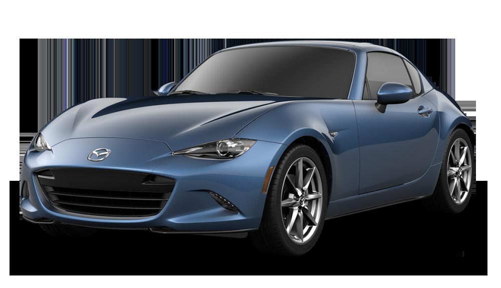 New 2019 Mazda MX-5 Miata RF Grand Touring Manual