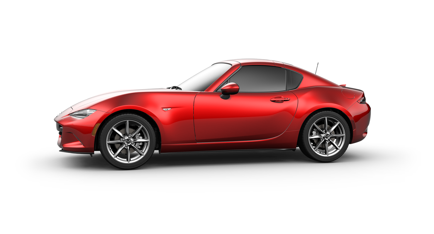 2019 mazda mx-5 miata rf hard top convertible | mazda usa
